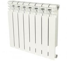 Биметаллический секционный радиатор Rommer Profi Bm 350 Bi 350-80-150 x8 секций