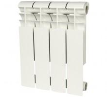 Биметаллический секционный радиатор Rommer Profi Bm 500 Bi 500-80-150 x4 секции