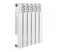 Алюминиевый секционный радиатор Rommer Optima 500 x6 секций