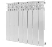 Биметаллический секционный радиатор Rommer Optima Bm 500 x10 секций