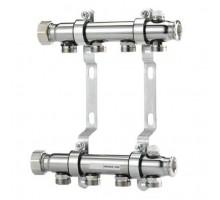 Коллектор TECE для систем отопления без вентилей 1х3/4ЕК 2 контура, круглое сечение