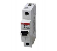 Выключатель автоматический модульный 1п C 2А 6кА S201 ABB 2CDS251001R0024