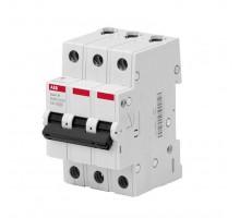 Выключатель авт. мод. 3п С 10А 4.5кА Basic M BMS413C10 ABB 2CDS643041R0104