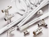 Трубы и фитинги металлопластиковые