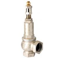Клапан предохранительный регулируемый 1-12 бар 1/2 VALTEC