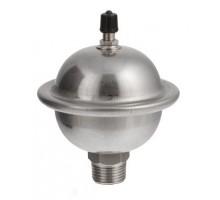 Гаситель гидроударов 0,162 л. (нерж.), VALTEC, VT.CAR19.I.04001