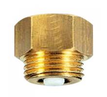 Клапан отсекающий для манометра 1/4х1/2, WATTS, 10009434