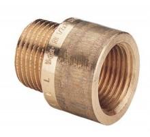 Удлинитель 1/2х 50 мм БРОНЗА Viega, 355012