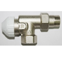 Кран для радиатора COMISA термостат. осевой 1/2 НАР.х 1/2 ВН.