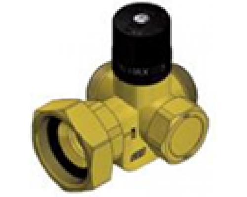 Клапан термостат. TERMO, 18-55 °С, Kvs= 2.9 м³/час, с боковым смешением, 1 НРх 1 1/2 НГ, FAR