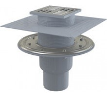 Трап сливной Alca Plast 105/50/75 APV2324 для душа вертикальный