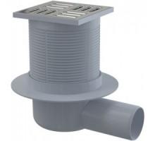 Трап сливной Alca Plast 105/50 APV31 для душа горизонтальный