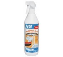HG Очиститель для душевой и ванной 0,5 л
