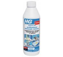 HG Средство универсальное чистящее для ванной и туалета 0,5 л