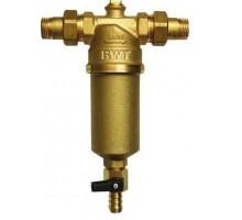 Фильтр промывной 1/2 для ГОРЯЧЕЙ воды BWT Protector mini H/R 10506