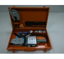 Сварочный аппарат для полипропиленовых труб (паяльник для полипропилена) с насадками Ø20-40 KARADUMAN 1500 Вт