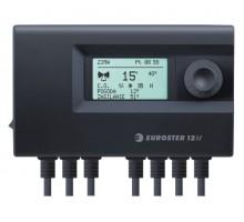 Контроллер Euroster 12M (для управления насосом Ц.О. и сервоприводом смесительного клапана)