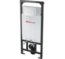 Инсталляция для подвесного унитаза AlcaPlast Sadromodul AM101/1200 (с кнопкой)