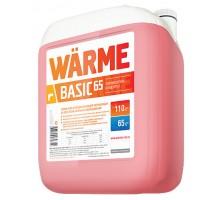 Теплоноситель WARME BASIC-65 10 кг (моноэтиленгликоль)