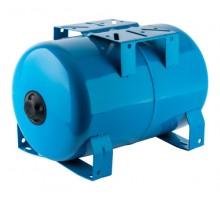 STOUT Расширительный бак, гидроаккумулятор 20 л. горизонтальный (цвет синий)