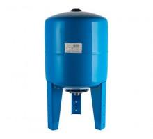STOUT Расширительный бак, гидроаккумулятор 80 л. вертикальный (цвет синий)