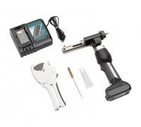 REHAU Комплект аккумуляторного инструмента RAUTOOL A-light2 Kombi (экспандер+запрессовщик)