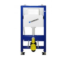 Инсталляция Geberit Duofix UP100, для подвесного унитаза, 458.103.00.1