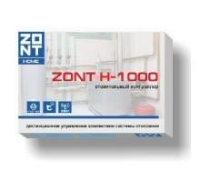 Блок управления ZONT H-1000 универсальный отопительный терморегулятор ML00002087