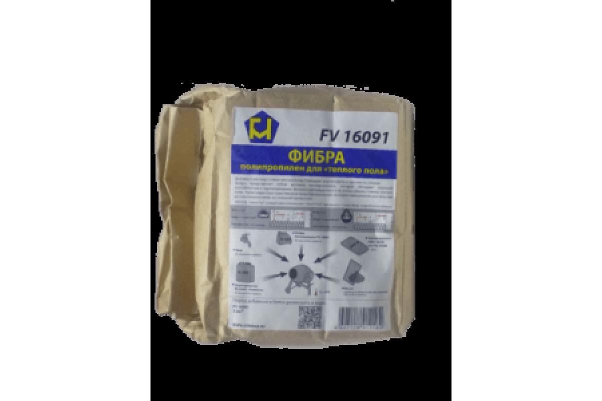 Фибра полипропиленовая для стяжки FV 16091