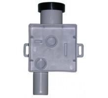 Сифон для кондиционеров, обеспечивающий гигиенические требования как при разрыве струи, HL138H