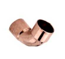 Угол двухраструбный пайка медь VIEGA 10 мм Арт.103132