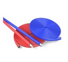 Трубки теплоизоляционные в бухтах 11 метров Energoflex Super Protect ROLS ISOMARKET 22/4 красные