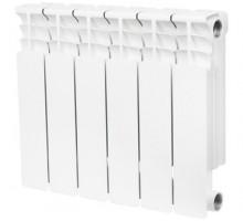 Радиатор STOUT Space 350 на 6 секций с боковым подключением SRB-0310-035006
