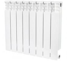 Радиатор STOUT Space 500 на 8 секций с боковым подключением SRB-0310-050008