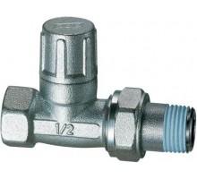 Прямой запорный вентиль FAR для стальных труб 1