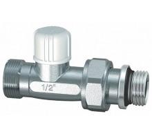 Прямой запорный вентиль FAR с прокладкой из EPDM 1/2