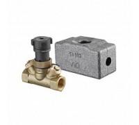 Вентиль запорный, Hycocon ATZ, DN-20, 3/4, ВВ, PN, бар-16, измерительная техника eco Oventrop
