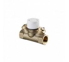 Вентиль регулирующий, Hycocon ETZ, DN-25, 1, ВВ, PN, бар-16, измерительная техника eco Oventrop
