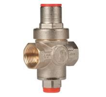Редуктор (регулятор-стабилизатор) давления Giacomini R153C, 1/2, В, давление на выходе бар-1-5,5 хромирована