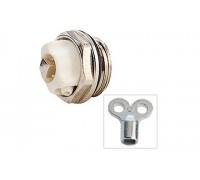 Клапан ручной воздухоотводный для радиаторов 1/2 Giacomini хромированный
