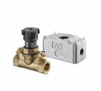Oventrop Вентиль регулирующий, Hycocon VTZ, DN-32, 1 1/4, ВВ, PN, бар-16, измерительная техника eco