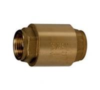 Обратный клапан Giacomini, R60, 2, ВВ, PN, бар-10