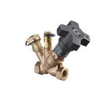 Oventrop Вентиль регулирующий, Hydrocontrol VTR, DN-20, 3/4, ВВ, PN, бар-25, измерительная техника classic