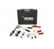 АРЕНДА Монтажный инструмент REHAU RAUTOOL M1 в комплекте с тисками 16-32