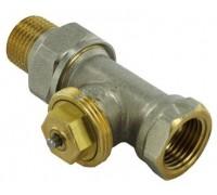 Comap Кран для радиатора термостатический прямой 1/2