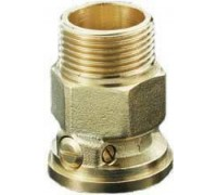 Oventrop Обратный клапан, SVA, DN-25, 1, 1 1/2, Н-ВНГ, PN, бар-10, монтаж после насоса