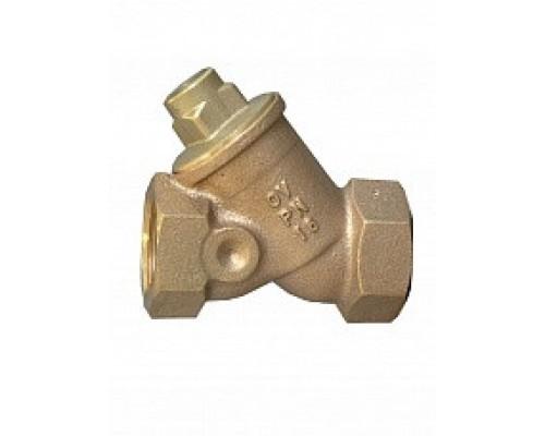 Oventrop Обратный клапан, DN-40, 1 1/2, ВВ, PN, бар-25, с уплотнением из фторкаучука