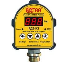 Электронное реле комплексной защиты Акваконтроль EXTRA РДЭ-10КЗ-1,5 (точность 5%)
