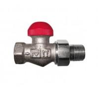 HERZ Термостатический клапан ГЕРЦ-TS-90-V проходной 1/2