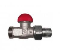 HERZ Термостатический клапан ГЕРЦ-TS-90-V проходной 1/2х3/4ЕК